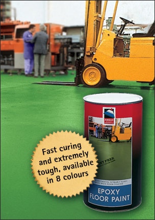 ANGLO EPOXY FLOOR PAINT - 4L