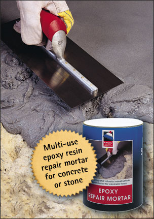 ANGLO EPOXY REPAIR MORTAR DEEP FILL - 25kg