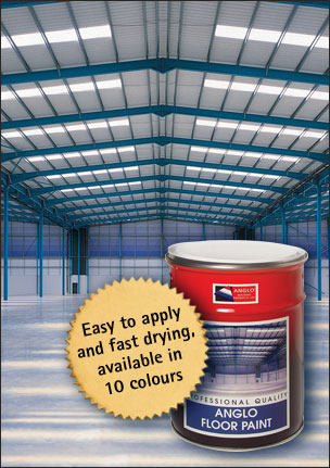 ANGLO FLOOR PAINT - 5L