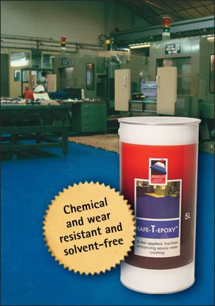 ANGLO SAFE-T-EPOXY - 5L