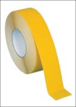ANGLO ANTI-SLIP TAPE Yellow - 18mx50mm
