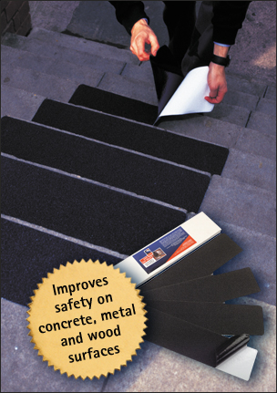 ANGLO ANTI-SLIP TREADS Pack of 10 - 610x150mm