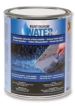 RUSTOLEUM WATERPROOF REPAIR COMPOUND - 1L