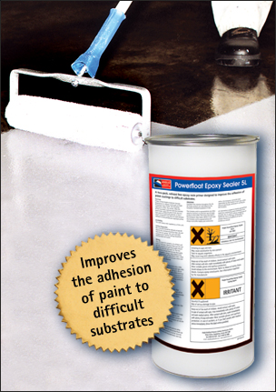 ANGLO POWERFLOAT EPOXY SEALER - 5L